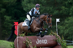 Sarah Bullimore (GBR) - Valentino V Cross Country - CCI4* Luhmühlen 2012<br /> © Hippo Foto - Jon Stroud