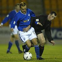 St Johnstone v Clyde..08.11.03<br />