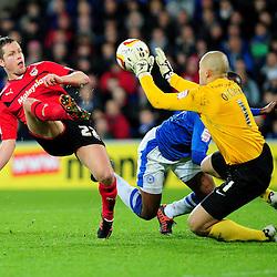 Cardiff City V Peterborough United