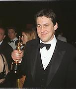 Cameron Crowe. Post Oscars, Governor's Ball. Los Angeles. 25 March 2001. © Copyright Photograph by Dafydd Jones 66 Stockwell Park Rd. London SW9 0DA Tel 020 7733 0108 www.dafjones.com