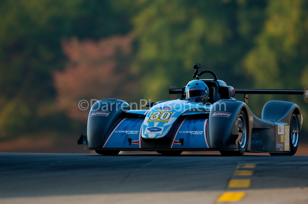 #30 6th Gear Racing Cooper Prototype Lite: Michal Chlumecky