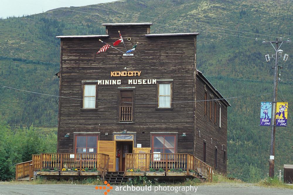 Keno City Mining Museum, Yukon