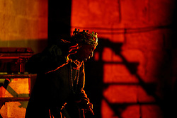 Macbeth.by William Shakespeare.MADC.directed by Geoffrey Borny.Fort St Elmo