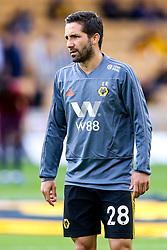 Joao Moutinho of Wolverhampton Wanderers - Mandatory by-line: Robbie Stephenson/JMP - 24/04/2019 - FOOTBALL - Molineux - Wolverhampton, England - Wolverhampton Wanderers v Arsenal - Premier League