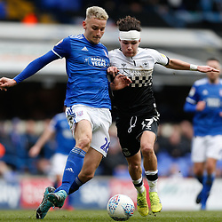 Ipswich Town v Coventry City