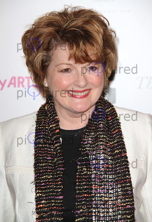 Brenda Blethyn The South Bank Sky Arts Awards, Dorchester Hotel, Park Lane, London, UK, 25 January 2011: Contact: Ian@Piqtured.com +44(0)791 626 2580 (Picture by Richard Goldschmidt)