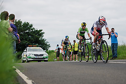 Doris Schweizer (Cylance Pro Cycling) at Aviva Women's Tour 2016 - Stage 5. A 113.2 km road race from Northampton to Kettering, UK on June 19th 2016.
