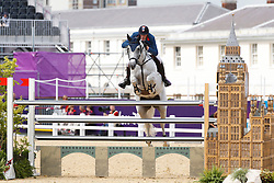 Staut Kevin (FRA) - Silvana<br /> Olympic Games London 2012<br /> © Dirk Caremans
