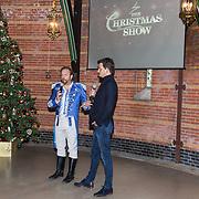 NLD/Utrecht/20180912 - Cast presentatie The Christmas Show 2018, Maurice Wijnen en Carlo Boszhard