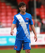 Leyton Orient midfielder Scott Kasket during the Sky Bet League 2 match between Crawley Town and Leyton Orient at the Checkatrade.com Stadium, Crawley, England on 10 October 2015. Photo by Bennett Dean.