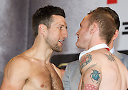 Froch v Groves Weigh In 300514