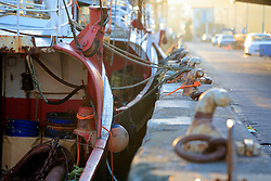 UK CORNWALL NEWLYN 9JUN08 - Fishing boats and gear at Newlyn harbour in Cornwall, western England...jre/Photo by Jiri Rezac / WWF UK..© Jiri Rezac 2008..Contact: +44 (0) 7050 110 417.Mobile:  +44 (0) 7801 337 683.Office:  +44 (0) 20 8968 9635..Email:   jiri@jirirezac.com.Web:    www.jirirezac.com..© All images Jiri Rezac 2008 - All rights reserved.