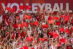 20140921 POL: FIVB WK Finale Polen - Brazilie, Katowice