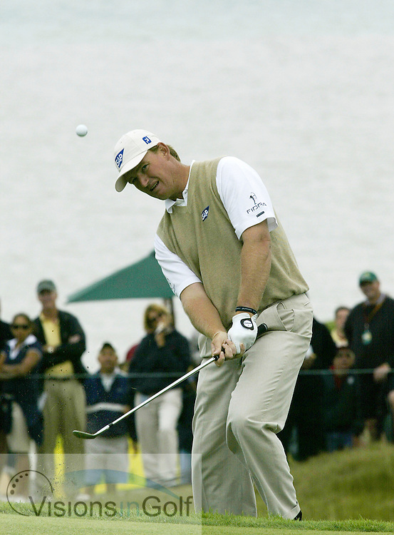 Ernie Els chips<br />