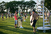 Shadow Drum and Bugle Corps practices in Oregon, Wisconsin on July 7, 2016. <br /> <br /> Beth Skogen Photography - www.bethskogen.com