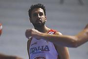 Riccardo Cervi<br /> Raduno Nazionale Maschile Senior<br /> Allenamento pomeriggio<br /> Cagliari, 05/08/2017<br /> Foto Ciamillo-Castoria/ M. Brondi