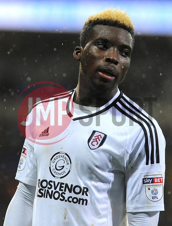 Sheyi Ojo of Fulham - Mandatory by-line: Nizaam Jones/JMP- 26/12/2017 -  FOOTBALL - Cardiff City Stadium - Cardiff, Wales -  Cardiff City v Fulham - Sky Bet Championship