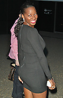 LONDON - July 26: Jamelia at the Warner Music Group Pre-Olympics Party (Photo by Brett D. Cove)