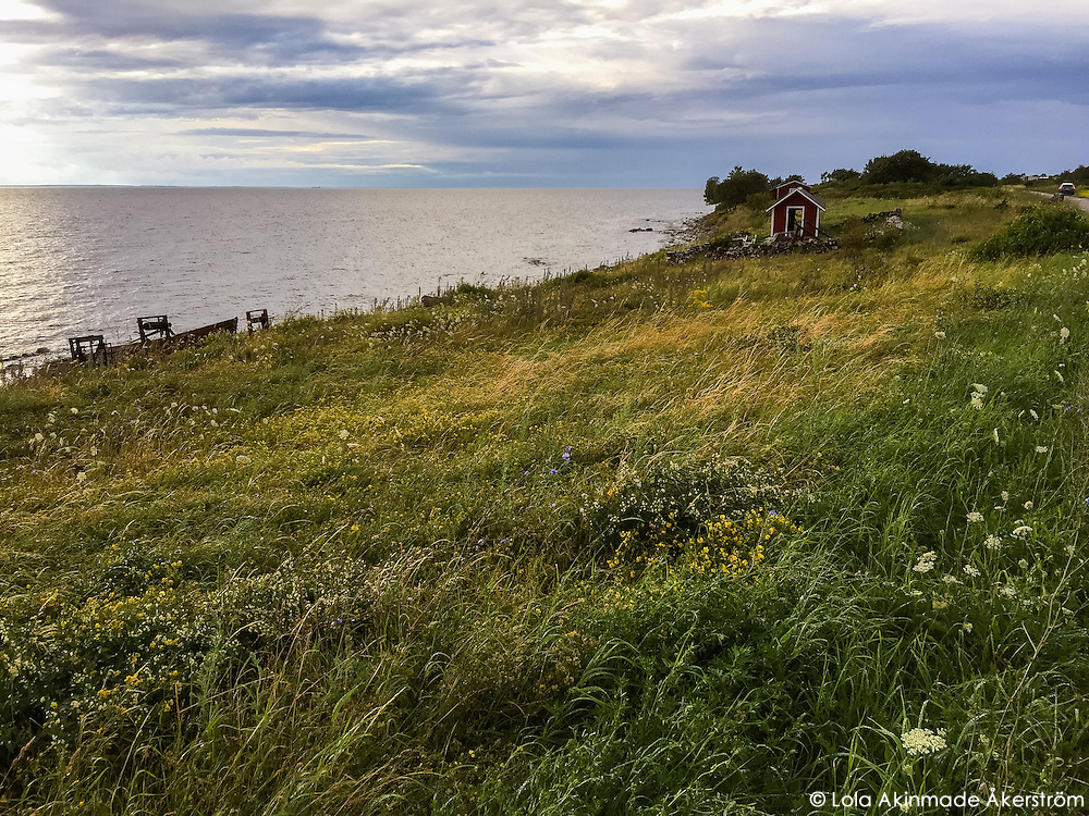Summer scenes from Öland
