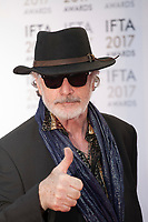 Patrick Bergin at the 2017 IFTA Film & Drama Awards at the Round Room of the Mansion House, Dublin,  Ireland Saturday 8th April 2017.