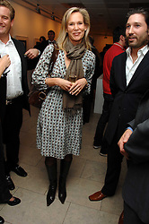TIA GRAHAM at the launch of Ecuador: Block 16 a partnership between IWC watches and David De Rothschild held at The Hospital, Endell Street, Covent Garen, London on 8th October 2007.<br /><br />NON EXCLUSIVE - WORLD RIGHTS