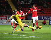 Charlton Athletic v Leeds United 121215