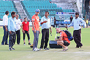 CLT20 2013 Royals Nets and Press Conference 3rd Oct