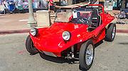 Beach Buggy, at the Huntington beach car show March 2016