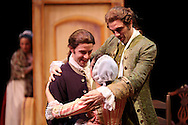 Marquette University's performance of The Beaux' Stratagem during the 2010/2011 season.