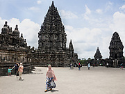INDONESIA, Central Java, Prambanan Temple