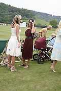 Tamara Mellon, Guy Leymarie and Tara Getty host The De Beers Cricket Match. The Lashings Team versus the Old English team. Wormsley. ONE TIME USE ONLY - DO NOT ARCHIVE  © Copyright Photograph by Dafydd Jones 66 Stockwell Park Rd. London SW9 0DA Tel 020 7733 0108 www.dafjones.com