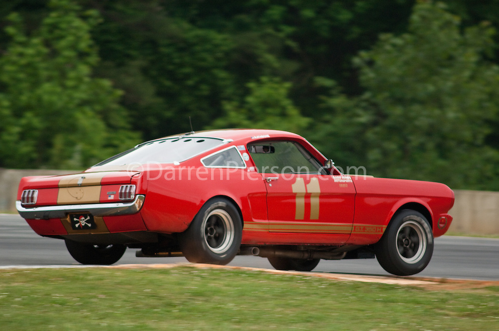 #11 '66 Shelby GT350: Wm. Dickson Rathbone