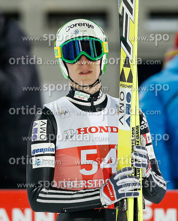 28.12.2013, Schattenbergschanze, Oberstdorf, GER, FIS Ski Sprung Weltcup, 62. Vierschanzentournee, Qualifikation, im Bild Jurij Tepes (SLO) // Jurij Tepes of Slovenia during Qualification of 62th Four Hills Tournament of FIS Ski Jumping World Cup at Schattenbergschanze, Oberstdorf, Germany on 2013/12/28. EXPA Pictures © 2013, PhotoCredit: EXPA/ Peter Rinderer
