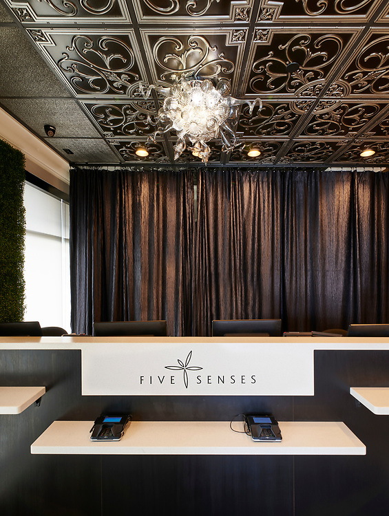 Five Senses Spa, Salon, Barbershop