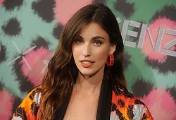Rainey Qualley at KENZO x H&M.<br /> (NYC)