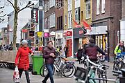 Nederland, Doetinchem, 29-11-2018 Krimp en gevolgen ervan voor lokale, plaatselijke economie, binnenstad, leefbaarheid, voorzieningenniveau, wegtrekken jongeren . Foto: Flip Franssen
