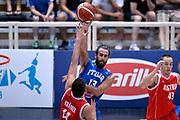 DESCRIZIONE : Trento Nazionale Italia Uomini Trentino Basket Cup Italia Austria Italy Austria<br /> GIOCATORE : Luigi Datome<br /> CATEGORIA : penetrazione passaggio sequenza<br /> SQUADRA : Italia Italy<br /> EVENTO : Trentino Basket Cup<br /> GARA : Italia Austria Italy Austria<br /> DATA : 31/07/2015<br /> SPORT : Pallacanestro<br /> AUTORE : Agenzia Ciamillo-Castoria/Max.Ceretti<br /> Galleria : FIP Nazionali 2015<br /> Fotonotizia : Trento Nazionale Italia Uomini Trentino Basket Cup Italia Austria Italy Austria