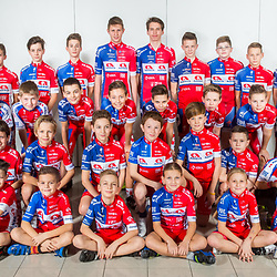 20180122: SLO, Cycling - KK Adria Mobil Novo mesto before new season 2018