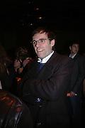 DEXTER DALWOOD, Martin Kippenberger, Tate Modern. 7 Febriuary 2006. -DO NOT ARCHIVE-© Copyright Photograph by Dafydd Jones 66 Stockwell Park Rd. London SW9 0DA Tel 020 7733 0108 www.dafjones.com