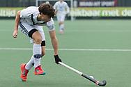 Den Bosch - Den Bosch - Pinoke Heren, Hoofdklasse Hockey Heren, Seizoen 2017-2018, 29-04-2018, Den Bosch - Pinoke 5-1,  Lukas Sutorius (Pinoke)<br /> <br /> (c) Willem Vernes Fotografie