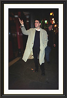 Matt Dillon Coach & Horses Soho 2002<br />  Museum-quality Archival signed Framed Print  (Limited Edition of 25)