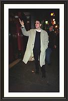 Matt Dillon Coach & Horses Soho 2002<br />  Museum-quality Archival signed Framed Print A2 £650