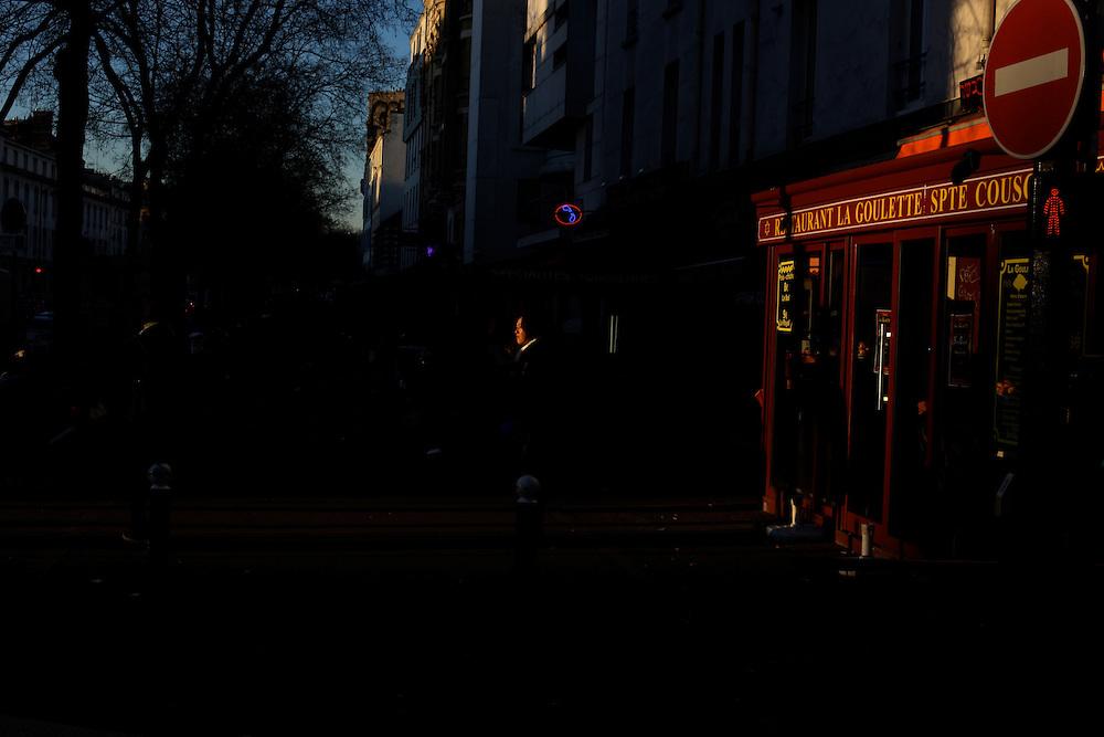 Bd de Belleville face, Paris