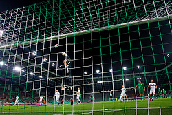 Martin Chudy of FC Spartak Trnava during 1st Leg football match between NK Olimpija Ljubljana and FC Spartak Trnava in Play-offs of UEFA Europa League 2018/19, on August 23, 2018 in SRC Stozice, Ljubljana, Slovenia. Photo by Urban Urbanc / Sportida