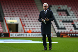 Crystal Palace Manager Alan Pardew arrives at the Vitality Stadium - Mandatory by-line: Jason Brown/JMP - Mobile 07966 386802 26/12/2015 - SPORT - FOOTBALL - Bournemouth, Vitality Stadium - AFC Bournemouth v Crystal Palace - Barclays Premier League