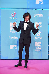November 4, 2018 - Madrid, Madrid, Spain - DErmal Meta attends the 25th MTV EMAs 2018 held at Bilbao Exhibition Centre 'BEC' on November 4, 2018 in Madrid, Spain (Credit Image: © Jack Abuin/ZUMA Wire)