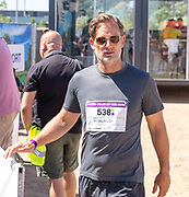 Science Park, Amsterdam. Evers Staat Op Run 2018. Op de foto: Ronald de Boer