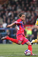 London - Tuesday, January 1st, 2008: Sean Scannell of Crystal Palace during the Coca Cola Championship match at Selhurst Park, London. (Pic by Mark Chapman/Focus Images)