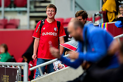 Bristol City Women fans - Mandatory by-line: Ryan Hiscott/JMP - 07/09/2019 - FOOTBALL - Ashton Gate - Bristol, England - Bristol City Women v Brighton and Hove Albion Women - FA Women's Super League
