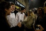 ARCHIE GRAHAM-WATSON; ARCHIE WATSON; BEATRICE MCKECHNIE, The 30th White Knights charity  Ball.  Grosvenor House Hotel. Park Lane. London. 10 January 2009